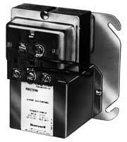 honeywell enclosed spud mount switching relays and fan centers honeywell fan center