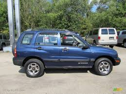 All Chevy 2001 chevy tracker mpg : 2000 Chevrolet Tracker Specs and Photos | StrongAuto