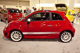 2012 Fiat 500 Abarth Review - Top Speed