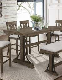 Crownmark Quincy Table W 4 Chairs Bench