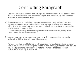 conclusions to essay writing a good conclusion paragraph time4writing