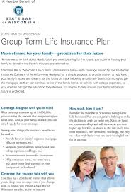 Term Life Insurance Rates Chart Group Term Life Insurance Plan Pdf