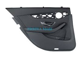 bmw car door trim molding with strong hardness s exterior car door trim moulding