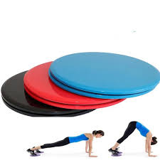 gliding discs slider fitness disc exercise sliding plate for yoga gym abdominal core fitness equipment canada 2019 from peachguo
