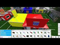 how to do crafting in roblox bloxburg