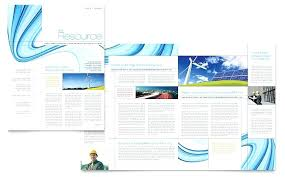 Free Download Newsletter Templates Newsletter Template Renewable Energy Consulting Word Publisher Free