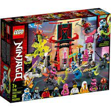 LEGO NINJAGO Gamer's Market Ninja Building Kit 71708 in 2021 | Ninjago lego  sets, Ninjago, Lego ninjago