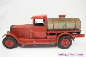 Keystone vintage tanker toy