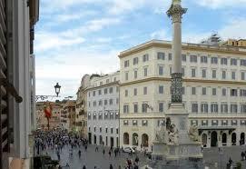 Die spanische treppe an der piazza di spagna, ist imposante freitreppe roms und beliebter treffpunkt der stadt. Ferienwohnung Spanische Treppe Mit Panorama Dachterrasse In Rom Rom Bei Hrs Holidays Gunstig Buchen