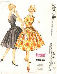 1950s Dress Patterns Delectable New Pattern Survey Take Two Sense Sensibility Patterns