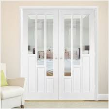 frosted glass interior french doors modern looks interior french doors double doors