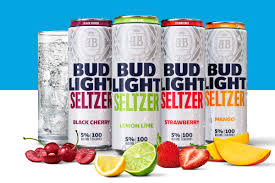 Bud Light Bud Light Is Debuting A Hard Seltzer In Four Flavors In 2020