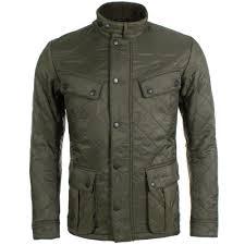Ariel Polar Quilted Jacket | Barbour International | EQVVS & Ariel Polar Quilted Jacket in Olive | Barbour International Adamdwight.com