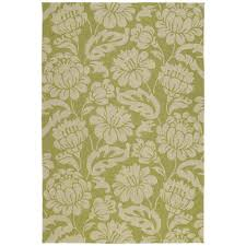 kaleen habitat calypso wasabi 9 ft x 12 ft indoor outdoor area rug