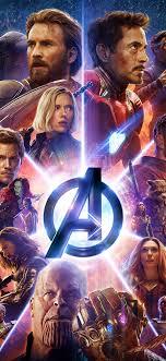 be95-infinitywar-avengers-film-poster ...