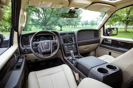 luxury full size suv 2015 lincoln navigator a truly full size suv