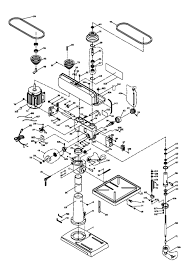 Ellis drill press schematic drawings radio wiring diagram