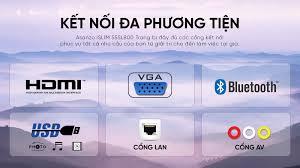 Smart Tivi Asanzo 55 inch ISLIM 4K 55SL800 giá rẻ, chính hãng tại HCM