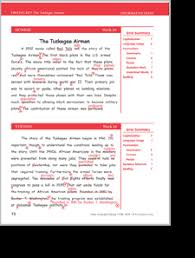 the tuskegee airmen daily paragraph editing week 16 the tuskegee airmen daily paragraph editing