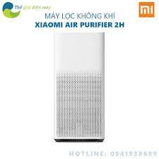 Máy Lọc Không Khí Xiaomi Mi Air Purifier 2H - Phân phối bởi DigiWorld – Thế  giới điện máy
