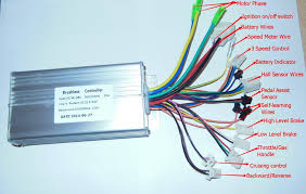 electric bike wiring diagram electric image wiring greentime 36v 48v 500w 600w 30amax bldc motor controller electric on electric bike wiring diagram