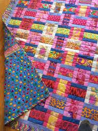 807 best Kaffe Fassett quilts images on Pinterest | Mandalas ... & Kaffe Fassett baby quilt by Ann Dickerson: https://www.pinterest. Adamdwight.com