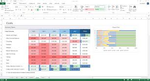 Breakeven Template Break Even Analysis Excel Template Free Download LAOBINGKAISUOCOM 14