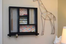 Jewelry Organizer Wall Aleenes Glue Products Craft Diy Project Adhesives Wall Hung