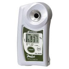 Pocket Refractometer Atago Co Ltd