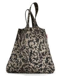Ekologická taška <b>Reisenthel</b> Mini Maxi Shopper <b>Baroque</b> taupe ...