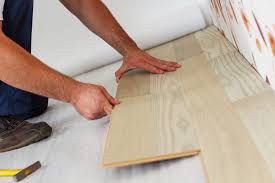 laying laminate flooring find out how to do it yourself at flooring depot
