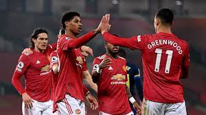 Manchester United one game away from matching Arsenal's unbeaten league  record – AllBallerZone