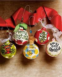 Hand Decorated Christmas Balls Download Hand Painted Personalized Christmas Ornaments Moviepulseme 72