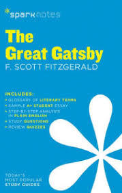 the great gatsby chapter  the great gatsby literature guide series