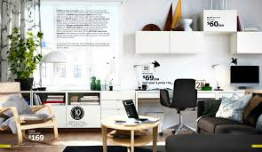 ikea office design ideas. Exellent Ikea 2012 IKEA Living Rooms Inspiration Ideas White Home Office With  Planner For Mac U2013 Design To Ikea U