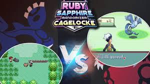 Και ναι είναι γεγονός... | Pokemon Ruby & Saphire Greek Cagelocke Ep 00 -  YouTube