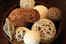 Decorative Wooden Balls For Bowls