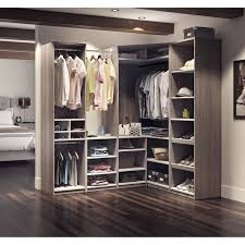 Cielo by Bestar Classic Corner Walk-In Closet - Free Shipping Today -  Overstock.com - 20994359