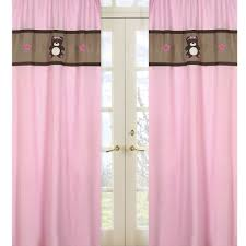 Sears Bedroom Curtains Jcpenney Kitchen Curtains Chocolate Brown Sheer Kitchen Curtains