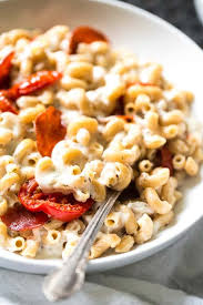 good easy meals to cook for two. skinny pizza mac n\u0027 cheese - two comforts food in one with this easy meal good meals to cook for