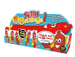 John Adams Silly Sausage Game Multi Colour By John Adams