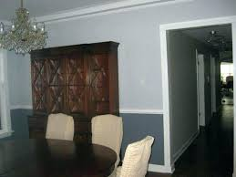 dining room two tone paint ideas. Two Toned Paint Ideas Impressive Dining Room Tone And .
