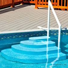 pool stairs 2 gallery stylish along with gorgeous wedding cake pool steps in ground pool stairs pool stairs