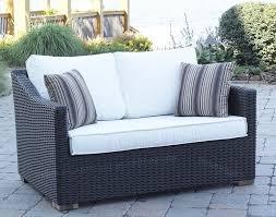 outdoor loveseat cushions patio furniture cushion covers deep seat patio cushions clearance