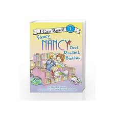 Fancy Nancy: Best Reading Buddies (I Can Read Level 1) by Jane O?Connor-Buy  Online Fancy Nancy: Best Reading Buddies (I Can Read Level 1) Latest  edition (30 November 2016) Book at Best