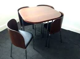 ikea table chairs round table and chairs space saving dining table round table with chairs that