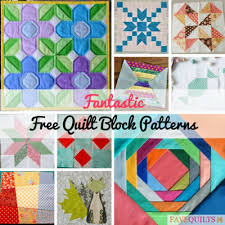 Free Quilt Patterns New 48 Fantastic Free Quilt Block Patterns FaveQuilts