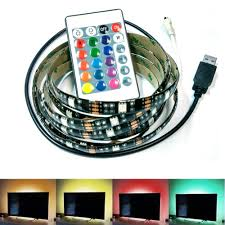 cheap mood lighting. INVESCH Led Strip Light 5V USB Bias Lighting For Flat TV LED Backlight Mood RGB Cheap 3