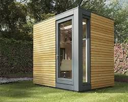 Small Picture small garden shed garden office pods ideas modern home office
