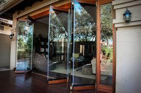 folding patio doors with screens. Delighful Doors Elegant Accordion Glass Doors With Screen With Folding Exterior Bi  Patio Look Intended Screens C